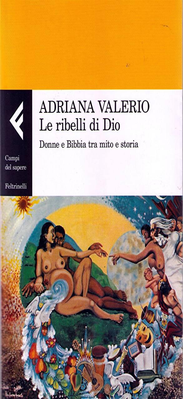 """17.11.2014, GENOVA: Adriana Valerio presenta """"Le ribelli di Dio"""" @ CENTRO DISFOR"""