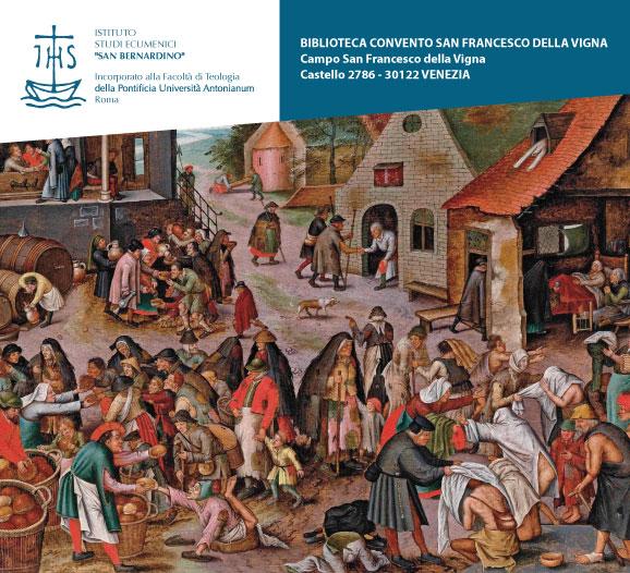 05.05.2016, VENEZIA: Le parole bibliche dell'ospitalità @ Istituto di Studi Ecumenici | Venezia | Veneto | Italia