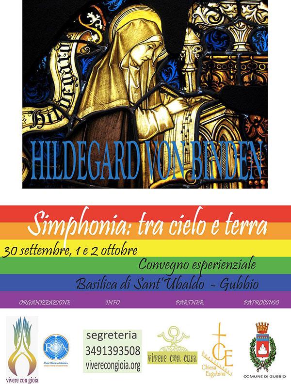 "30.09-02.10.2016, GUBBIO: Convegno ""Simphonìa: tra cielo e terra"" @ Basilica S. Ubaldo"