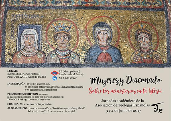 03.06.2017, MADRID: Mujeres y Diaconado
