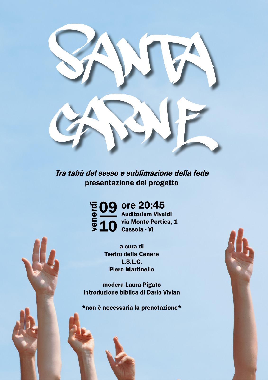 09.10.2020, VICENZA: Santa Carne